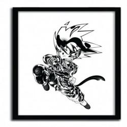 Floral skull 2 by Ali Gulec