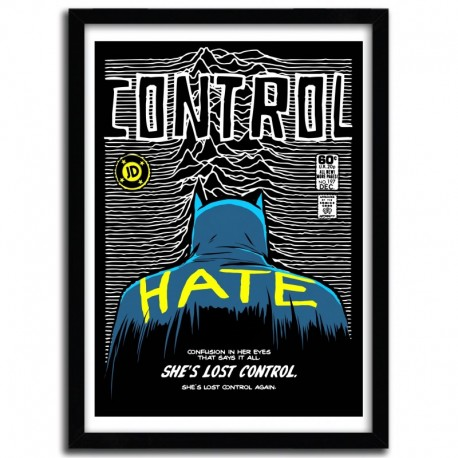 Affiche POST PUNK par BUTCHER BILLY
