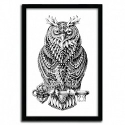 GREAT HORNED OWL BY BIOWORKZ