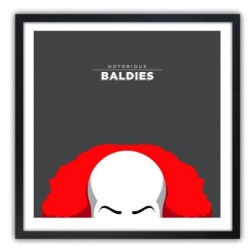 Notorious Baldie PENNYWISE by Mr Peruca