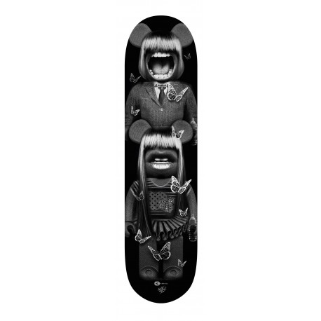BLACK ROLLING TOYS SK8 Nb2 by Nicolas Obery