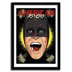 AMERICAN PSYCHO GOTHAM EDITION by BUTCHER BILLY