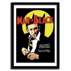 MAN IN BLACK by BUTCHER BILLY