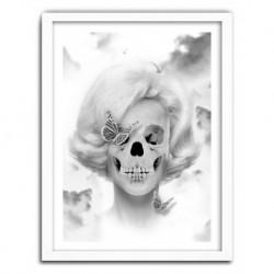 Affiche BYE BYE BABY by Nicolas Obery FANTASMAGORIK