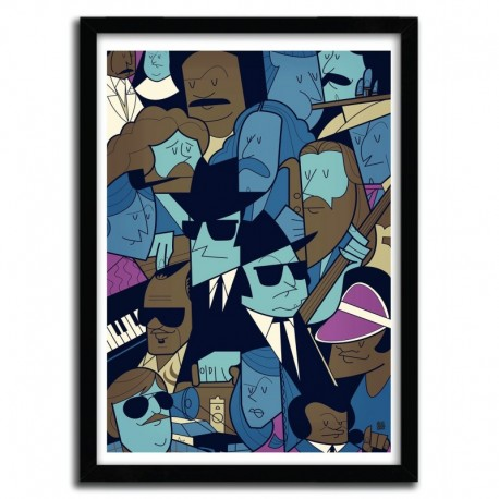 BLUES BROTHERS by Ale Giorgini
