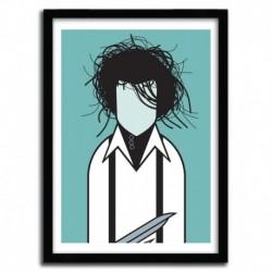 Affiche EDWARD par Ale Giorgini