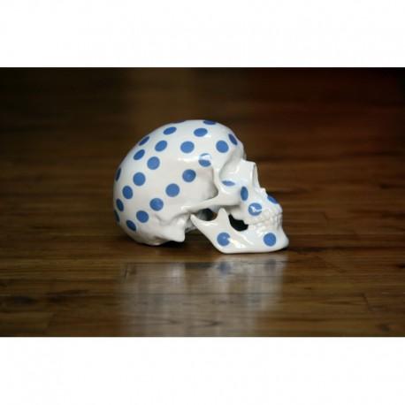 Skull Polka Dot B by NooN