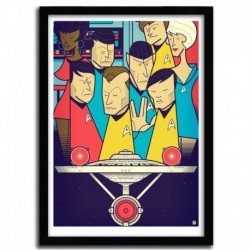 STAR TREK by Ale Giorgini