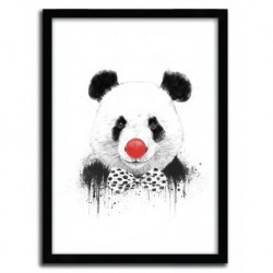 CLOWN PANDA by BALAZS SOLTI