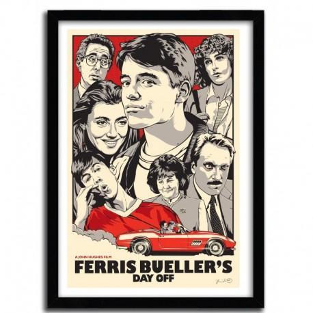 FERRIS BUELLES by JOSHUA BUDICH