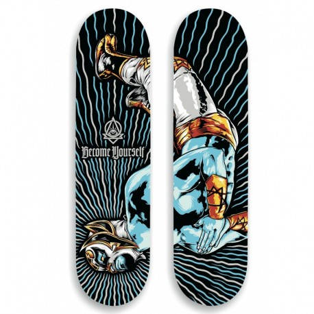 LUCHA DECK by PALE HORSE