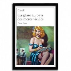 Affiche CAROLL par FISTS ET DES LETTRES