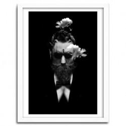 Affiche Dark Ricci by Nicolas Obery FANTASMAGORIK