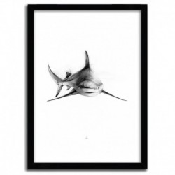 Affiche SHARK III par ALEXIS MARCOU
