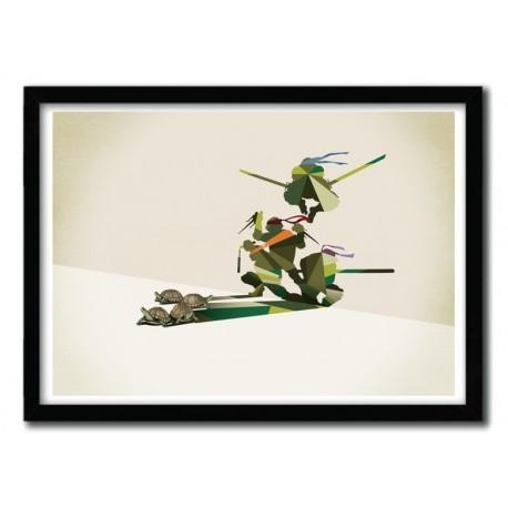 WalkingShadow Turtles by JASON RATLIFF