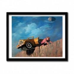 Affiche CLOSE CALL par ERIC JOYNER