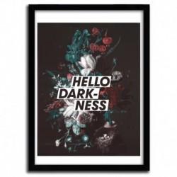 HELLO DARKNESS by HANS EISKONEN