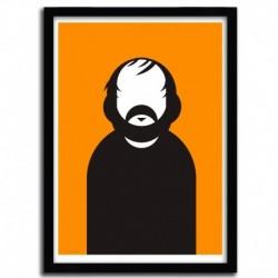 Affiche KUBRICK par Ale Giorgini