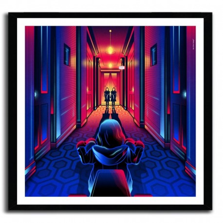 THE SHINING by VAN ORTON