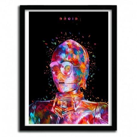 Affiche DROID par Alessandro Pautasso