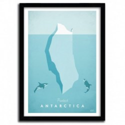 Antartica by Henry Rivers