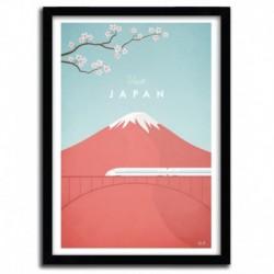 Affiche Japon par Henry Rivers