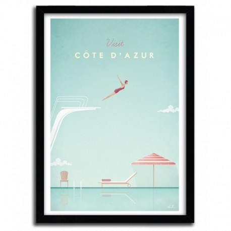 cote d'azur by Henry Rivers