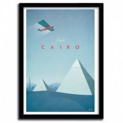 Affiche CAIRO par Henry Rivers