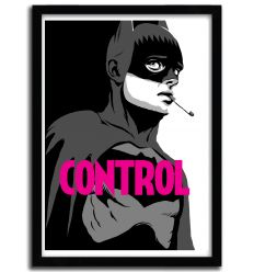 bat control B&W by B. BILLY