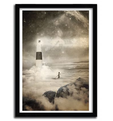 Space collection : the lighthouse by JULIEN KALTNECKER