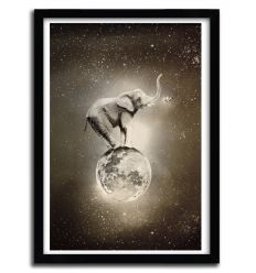 DESERT & SPACE by JULIEN KALTNECKER