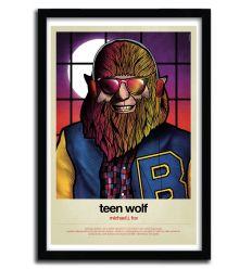 Teen Wolf par VAN ORTON