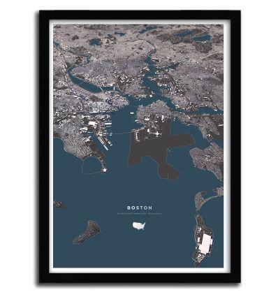 boston II par Luis Dilger