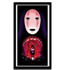 Affiche No Face par JOSHUA BUDICH
