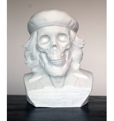 Sculpture DEAD CHE by Kozik