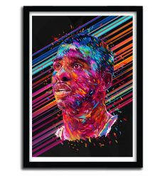 Affiche Chris Paul par Alessandro Pautasso