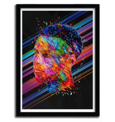 Affiche Stephen Curry par Alessandro Pautasso
