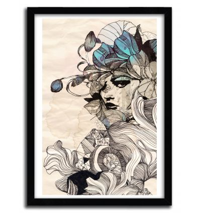Affiche in love par Giulio Iurissevich