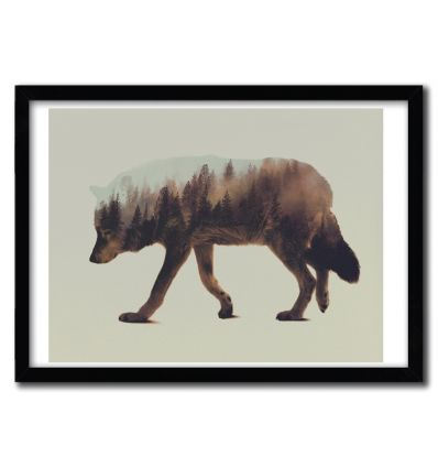 ARCTIC POLAR BEAR FAMILY by ANDREAS LIE