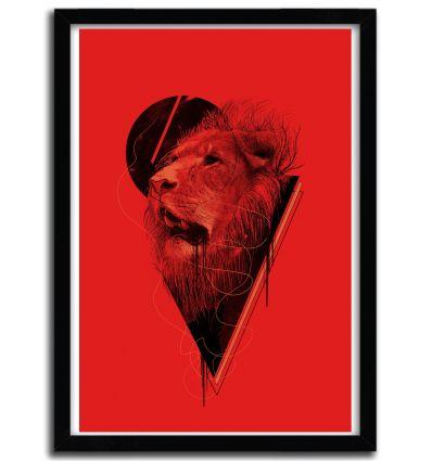 Affiche Hunger Strike par Nicebleed