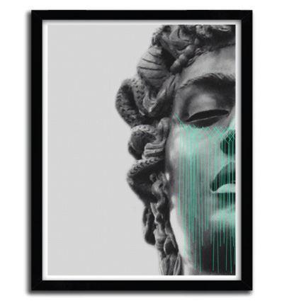Affiche LDN SKETO by FRANK MOTH