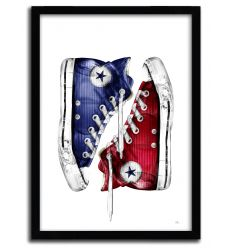 Affiche ALL STAR OFF MY LIFE 1 par Rubiant