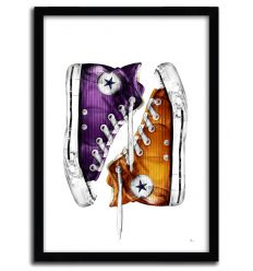 Affiche ALL STAR OFF MY LIFE 2 par Rubiant