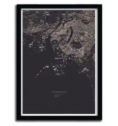 Affiche copenhagen by Luis Dilger