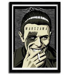Affiche Warszawa par B. BILLY
