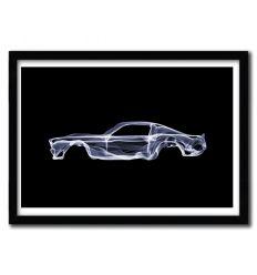 Affiche Ford GT40 par OCTAVIAN MIELU