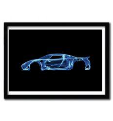 Affiche Koenigsegg Agera par OCTAVIAN MIELU