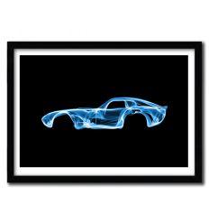 Affiche shelby Daytona par OCTAVIAN MIELU