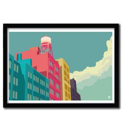 Flatiron Building New York by Remko Heemskerk