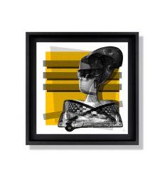 Affiche BETH par RUBIANT
